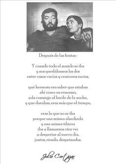El Ojo en la Lengua: Después de las Fiestas- Julio Cortázar Jokes Quotes, Book Quotes, Neruda Love Poems, Cool Words, Wise Words, Bookworm Quotes, Smart Quotes, Quotation Marks, Pretty Quotes