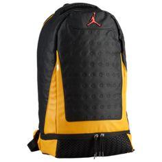 99385d8bcc45f1 Nike Air Jordan Backpack Black Gray Elephant School Book Bag Men ...