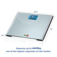 about Precision Plus Digital Bathroom Scale on Pinterest | Bathroom ...