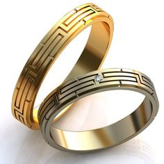 Wedding ring 297 w