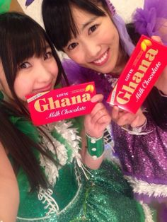 Momoka and Reni