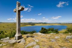 Lac de Saint-Andéol #aubrac #lozere