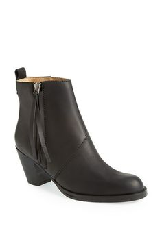 Acne Studios 'Pistol' Bootie available at #Nordstrom