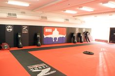 MMA Gym