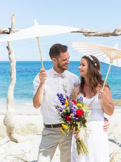 Wedding Photography, Beach Wedding, Bride and Groom, New Zealand, Laura and Grant Images, L&G Images