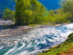 Kamikochi, River, Mountains, Nature, Outdoor, Outdoors, Naturaleza, Outdoor Games, Outdoor Living