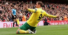 £400,000 he cost Norwich. £400,000!! Bargain of the century. God in football boots, quite frankly. Sir Grant Of Holt.