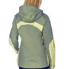 Jack Wolfskin Damen Wetterschutz Jacke Topaz II Jacket opal green Neu Gr.XS in Kleidung & Accessoires, Damenmode, Jacken & Mäntel | eBay