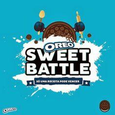 """Amostras e Passatempos: Passatempo """"Oreo Sweet Battle"""""""