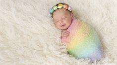 So geben Regenbogen-Babys ihren Müttern wieder Hoffnung