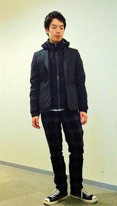 Y's Wardrobe: 20141201 #style #fashion #お洒落