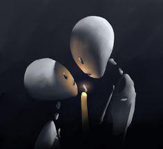 Skeletons in love? This one is my favorite :)