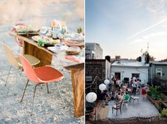 SUMMER MUST DO: PARTY IN THE GARDEN