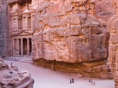 See photos of Jordan (including Amman, Petra, the Dead Sea, and more) in this travel photo gallery from National Geographic.
