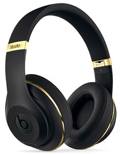 Alexander Wang for Beats by Dr. Dre limited edition collection ....stylish beats!