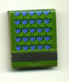 Saul Bass matchbooks.