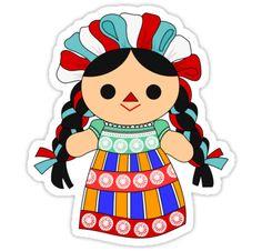 Trapo Mexican Maria Dolls | alapapaju › Portfolio › Maria 6 (Mexican Doll)