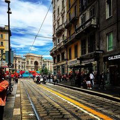 #milano #milan #milanodavedere #milanodaclick #milanodabere #vivo_milano #volgolombardia #igersmilano #tram #lovemilano #tagsforlikes #tweegram #followforfollow #follow4follow #like4like #likeforlike #iphone #iphoneonly #iphonesia #vsco #vscocam #vscogood #vscogram by toporosa