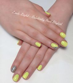 Nails by Leah Light.