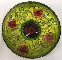 Goofus Glass Plate