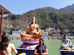 Conheça Rishikesh na Índia a capital mundial da ioga