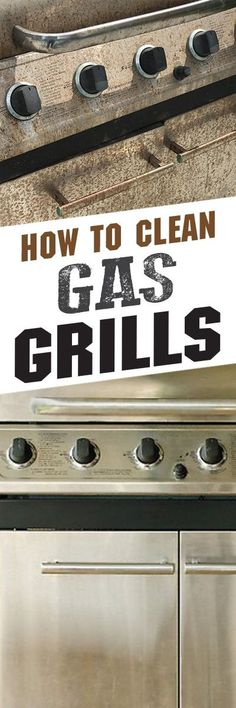 Keeping your gas grill clean is essential for great cooking, better-tasting food and a longer life for your grill. It can be a challenge, however, with marinade splatter, burger grease and accumulated leftover chunks of who-knows-what on your grates. These simple steps will help you keep your gas grill looking great for years to come.