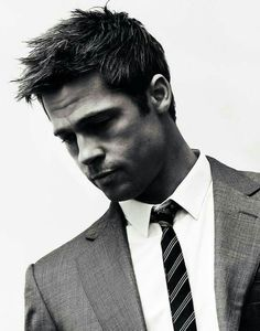 """""""Everything is more beautiful because we are doomed. You will never be lovelier than you are now. We will never be here again.""""  ― Brad Pitt"""