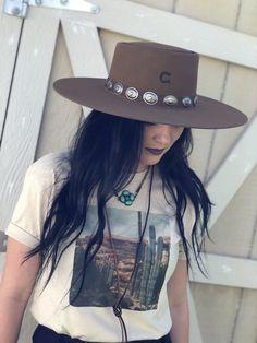 CHARLIE 1 HORSE HIGH DESERT WOOL PLANTATION HAT