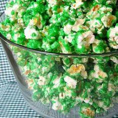Green Popcorn   Spoonful