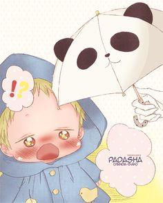 Gakuen Babysitters, Cute Chibi, Babysitting, Purple Rose, Haikyuu, Pandas, Blessed, Cute Things, Kisses