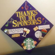 418 best graduation cap decorations images on pinterest grad hat