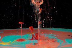 LIQUID FLOW: UMA SÉRIE FOTOGRÁFICA DE ENCHER OS OLHOS