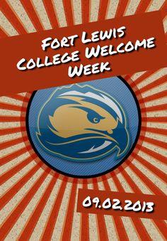 Welcome Week @ Fort Lewis College