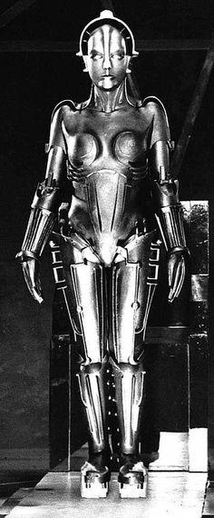 Métropolis de Fritz Lang.