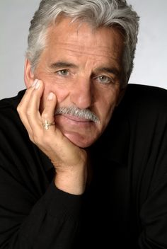 """DENNIS FARINA Popular character actor, star of television's """"Crime Story,"""" """"Miami Vice,"""" and """"Law and Order. Famous Men, Famous Celebrities, Famous Faces, Famous People, Hollywood Stars, Classic Hollywood, Hollywood Couples, Divas, Celebrity Deaths"""