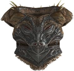 Savior's Hide/Ring of Hircine are Daedric Artifacts that belong to Hircine. Savior's Hide is a unique light armor cuirass that Increases Magic Resistance by 15% and Increases Poison Resistance by 50%. The Ring of Hircine may be obtained if Sinding is helped during the quest. Its enchantment grants the wearer unlimited werewolf transformation a day, assuming that the wearer is already a werewolf.