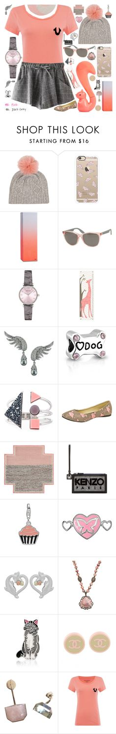 """""""A Squirrel of a Day"""" by freshstart60 ❤ liked on Polyvore featuring Casetify, HAY, Carrera, Emporio Armani, Universal Lighting and Decor, Bling Jewelry, Eshvi, T.U.K., Gandía Blasco and Kenzo"""