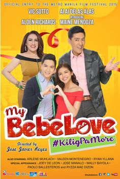 Watch My Bebe Love: full hd online Directed by Jose Javier Reyes. With Vic Sotto, Ai-Ai de las Alas, Alden Richards, Maine Mendoza. Business rivals Vito and Cora want to prevent Romance Movies, Comedy Movies, Hd Movies, Movies To Watch, Movies Online, Movies And Tv Shows, Love Movie, Movie Tv, Paolo Ballesteros
