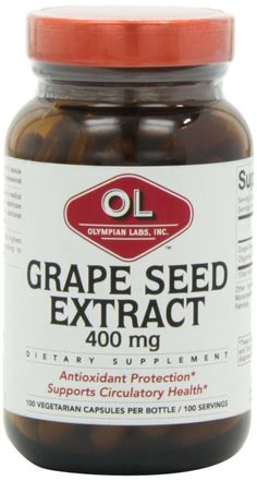 18 Health Benefits of Grape Seed Extract   http://www.greenchedy.com/common-herbs/grape-seed-benefits/