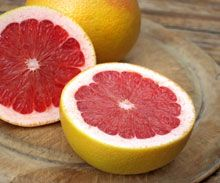 Ruby Red Grape Fruit