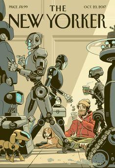 每日一图:机器人取代人类的时代真的不远了?
