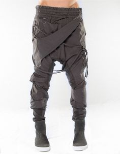 TROUSERS LIGHT WAVE   TROUSERS   DEMOMAN   DEMOBAZA Store