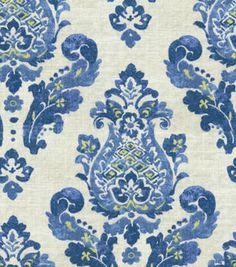 Waverly Upholstery Fabric-Gypsy Charm Ceramic