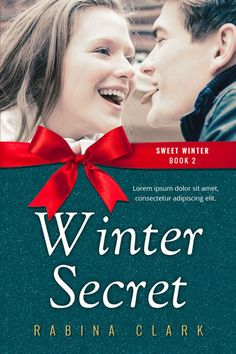 Sweet Winter Series - Christmas Romance Series Premade Book Covers For Sale - Beetiful