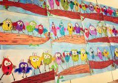 Bildergebnis für grundschule kunst 1. klasse
