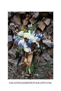 Marti's Floral Designs: Marissa and Dan