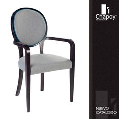 Grupo Chapoy - #muebles de #diseño para hoteles, restaurantes, bares. #silla Dining Chairs, Furniture, Home Decor, Table And Chairs, Mesas, Hotels, Restaurants, Group, Space