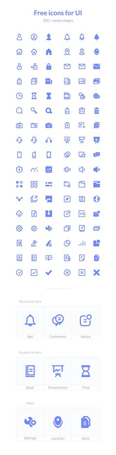 Basic Icons For UI Freebie A lovingly designed and crafted suite of icons for web and user interface design. Each icon in the Batch PSD is a single shape layer. This is Basic Icons For UI Freebie . Web Design Trends, App Design, Icon Design, Ui Design Mobile, Mobile Ui, Flat Design, Design Layouts, Dashboard Design, Dashboard Ui