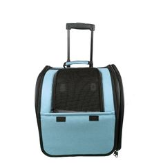 Found it at Wayfair - Airline Approved Wheeled Travel Pet Carrier