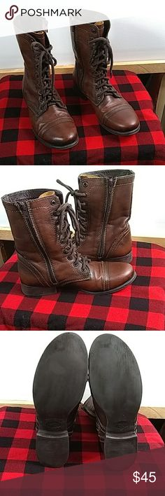 4faa908bab6 11 Best Steve Madden troopa boots images in 2014 | Shoes, Boots ...